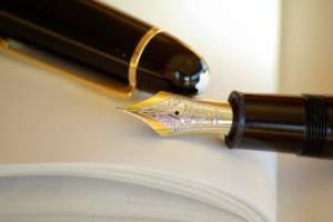Erbannahme Notar Spanien Escritura Unterzeichnung